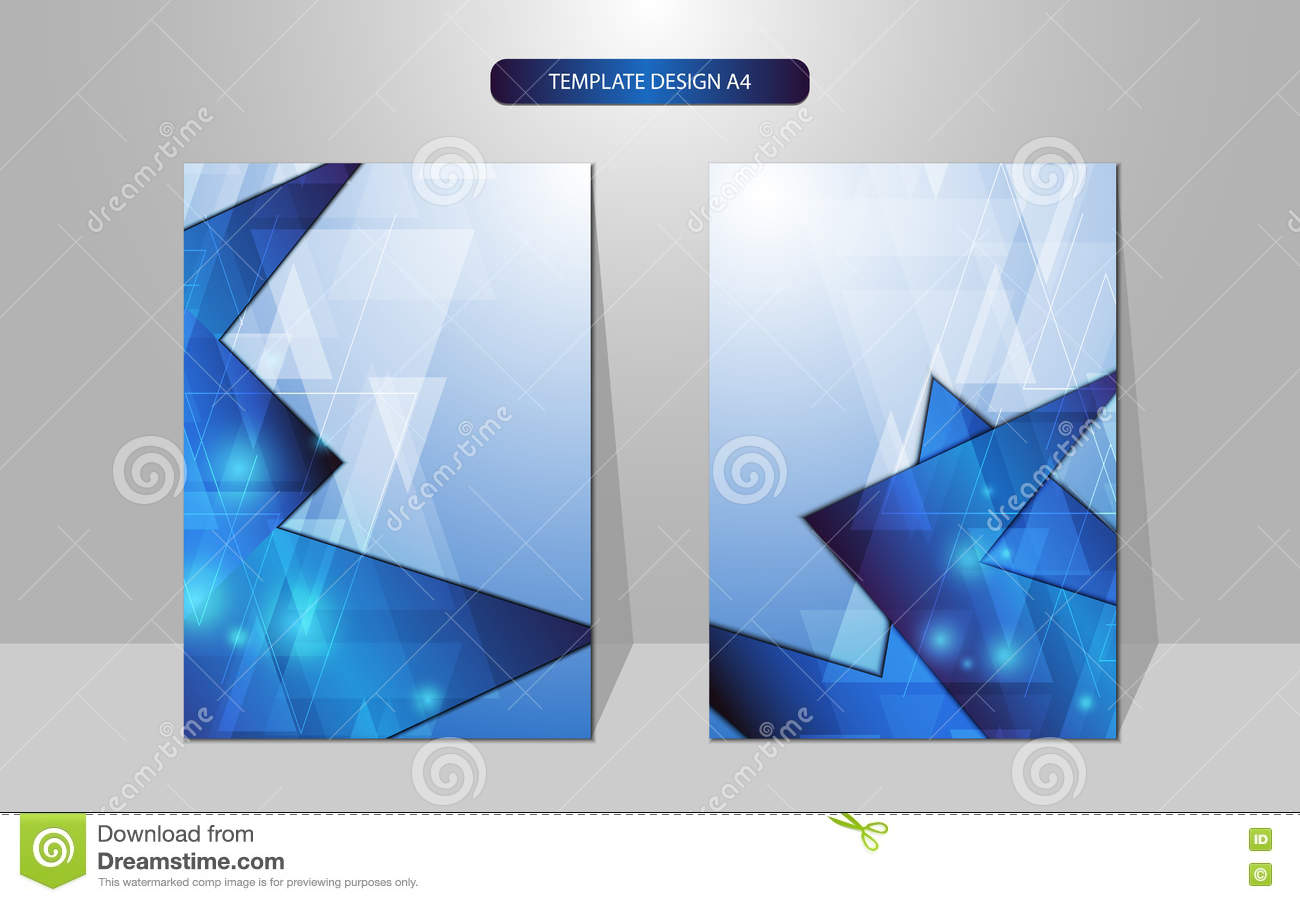 abstract cover page template design rectangle pattern tech abstract cover corporate design technology innovation concept template royalty stock images