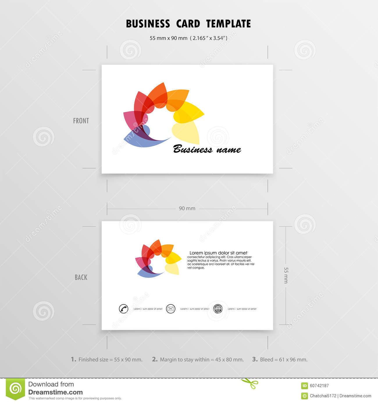 Abstract creative business cards design template name cards sym download abstract creative business cards design template name cards sym stock vector illustration of reheart Choice Image