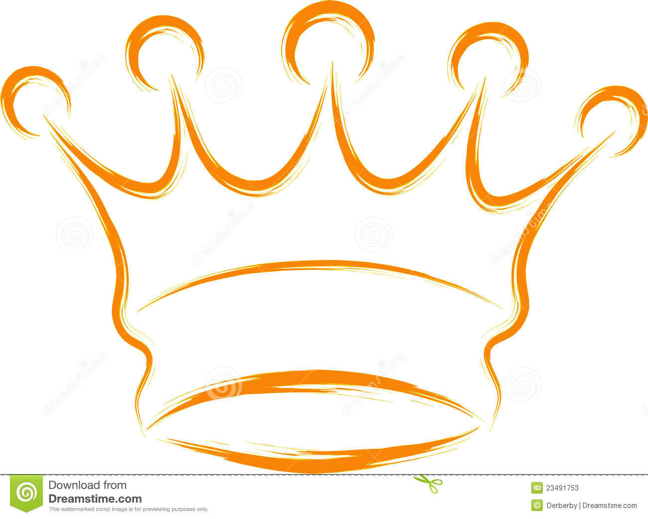 abstract crown stock photos image 23491753 clipart princess crown princess crown clipart free download