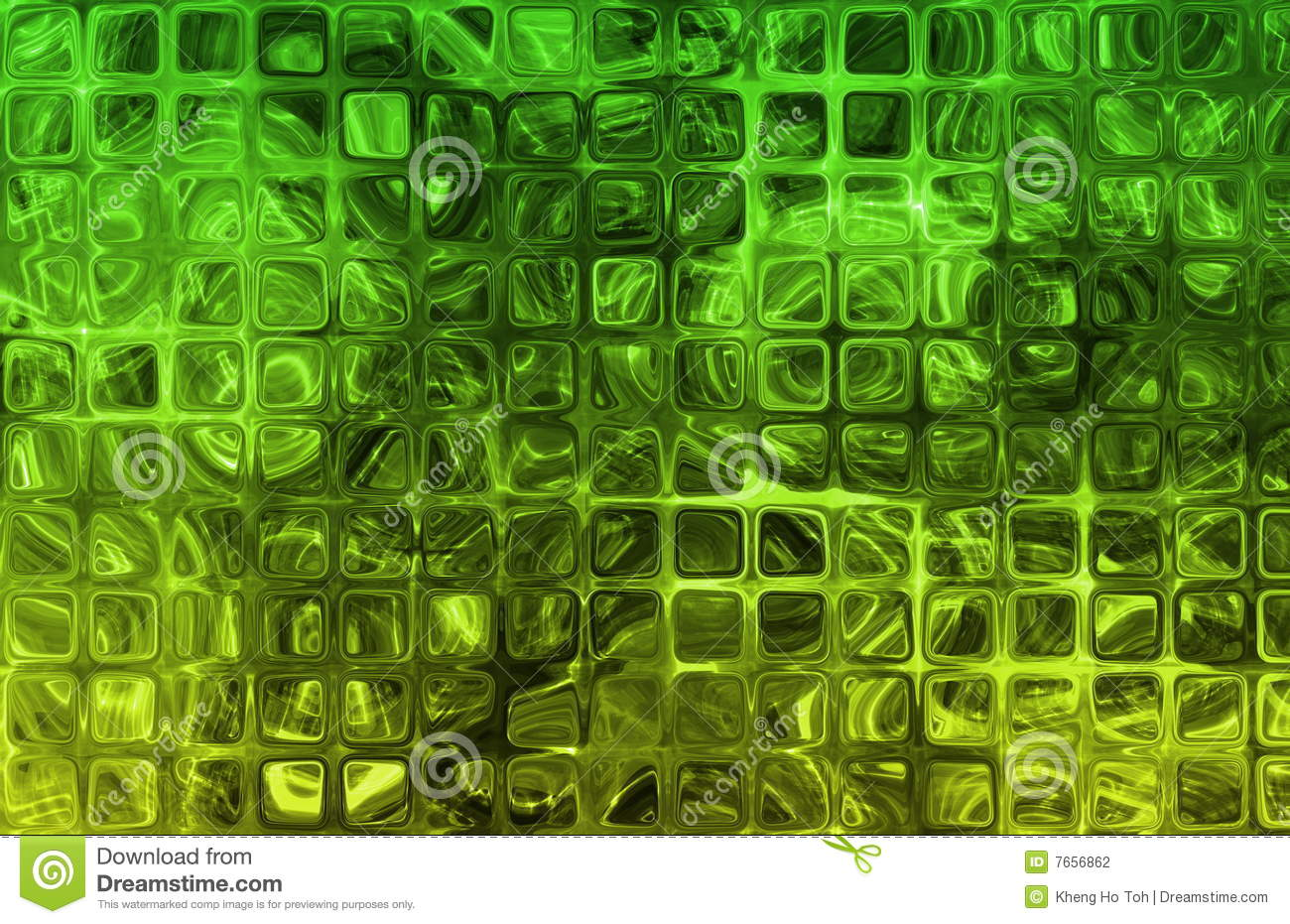 Abstract Grid Patterns