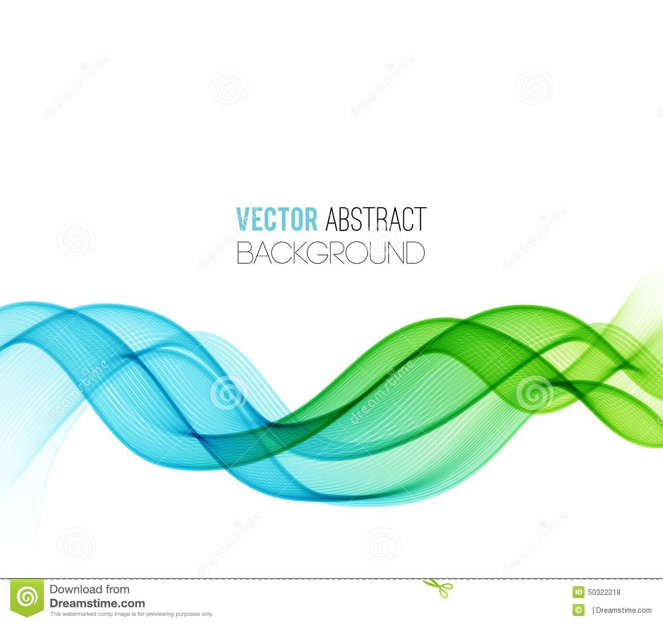 Curved Line Design : Abstract curved lines background template design stock