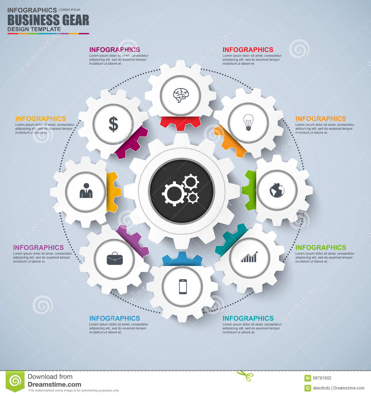 gear diagram free wiring diagram gear cog clip art abstract 3d business gear diagram infographic stock vector