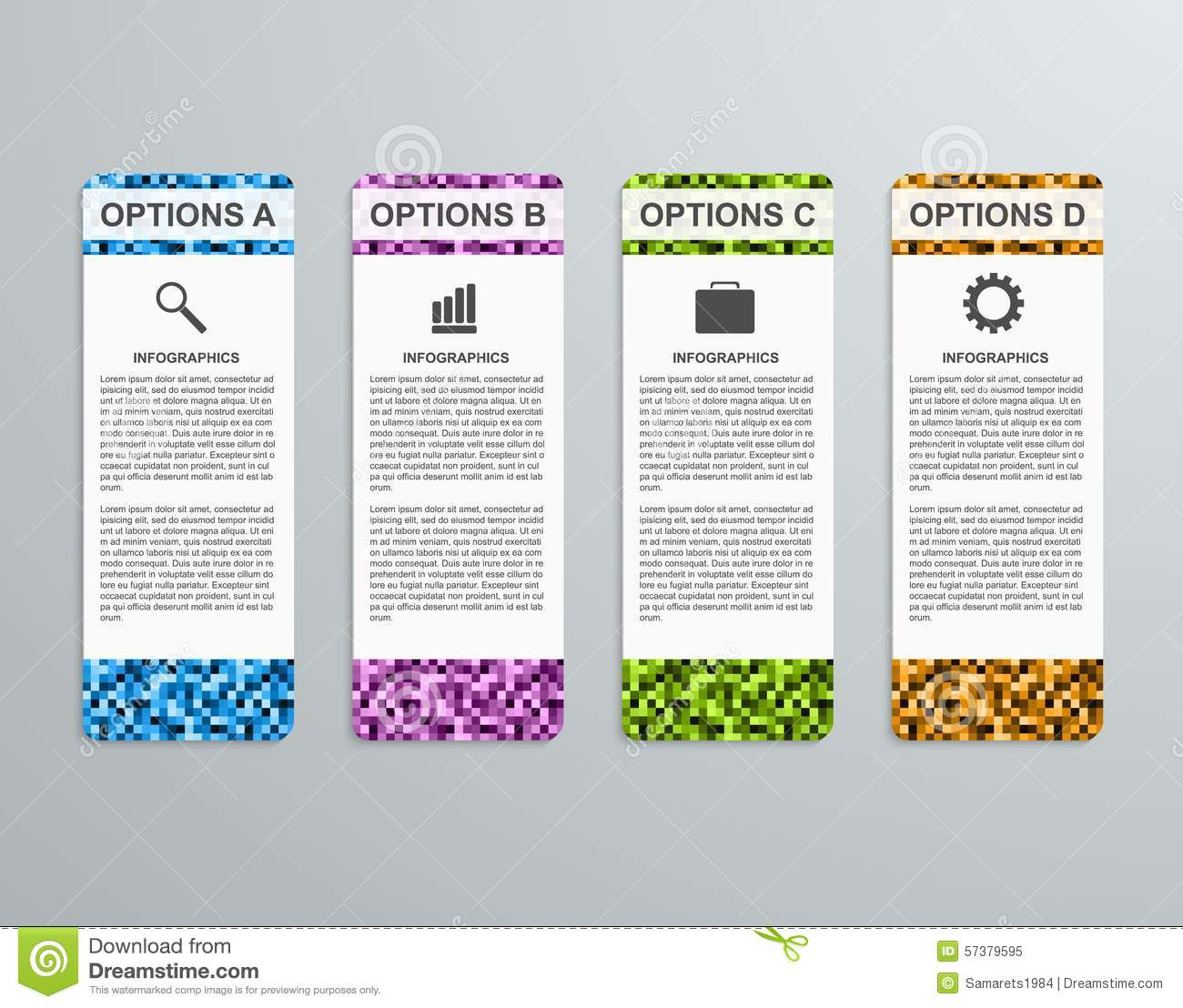 Paper stock options