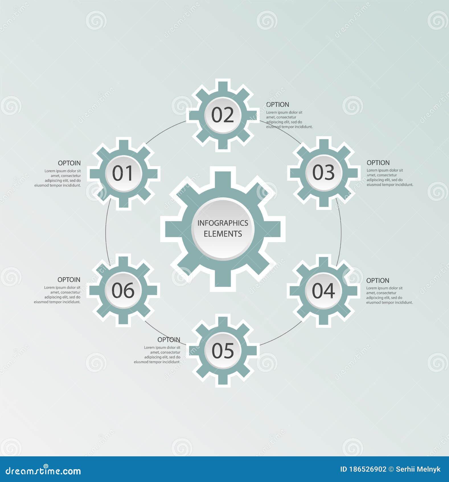Flowchart Diagram Vector Stock Vector Illustration Of Business 186526902