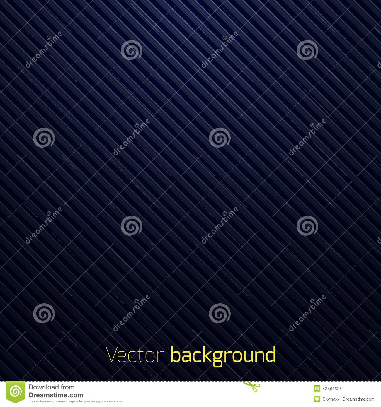 Abstract Dark Blue Striped Background Stock Vector - Image ...