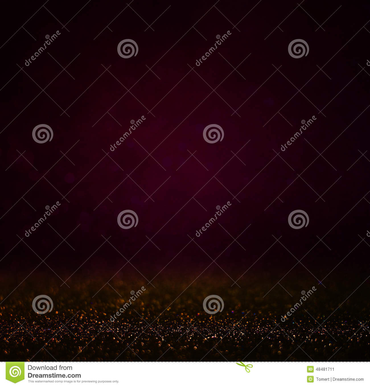 Abstract Dark Bokhe Lights Background , Purple,black And ...
