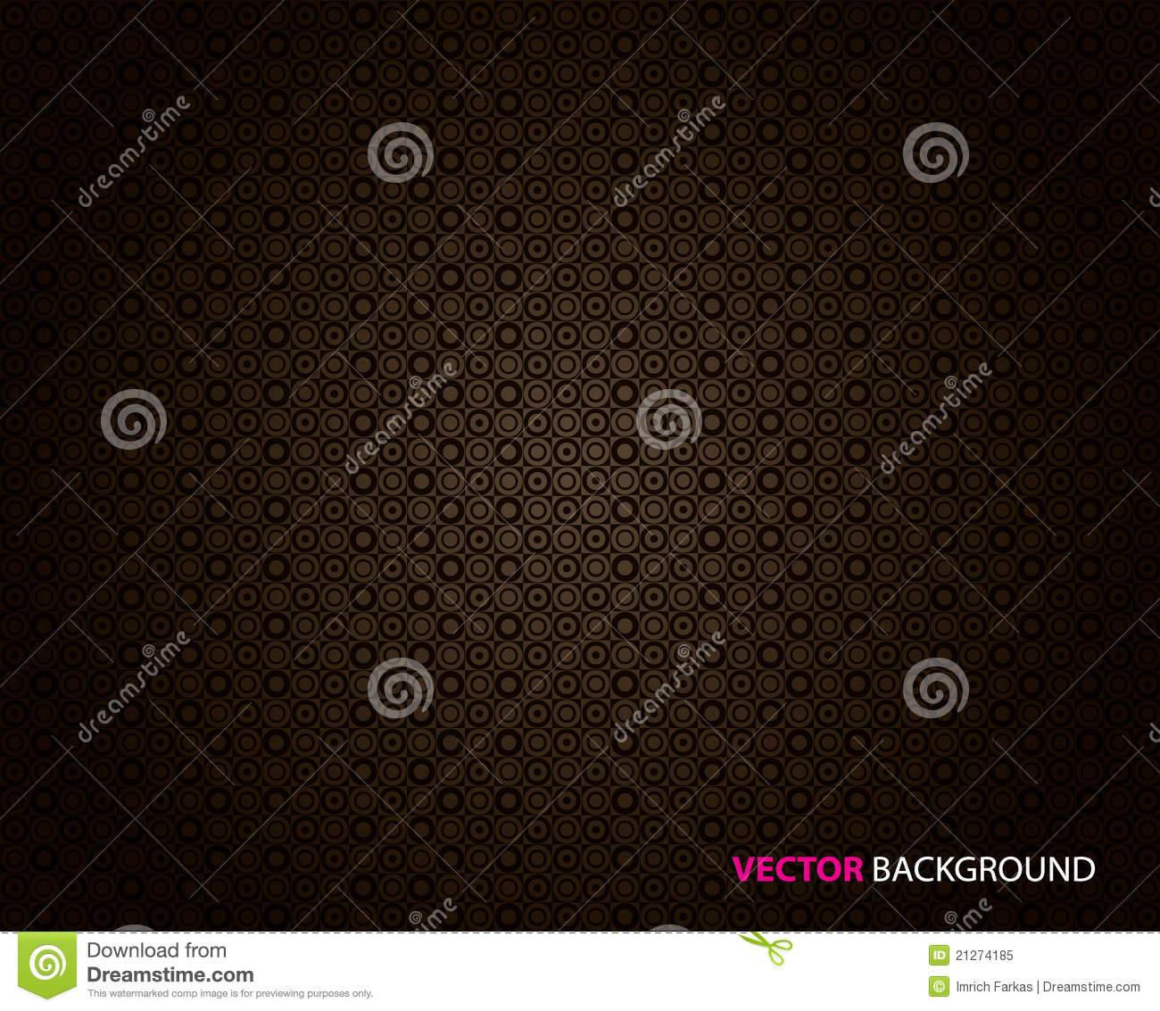 Abstract Dark Brown Background Royalty Free Stock Photo