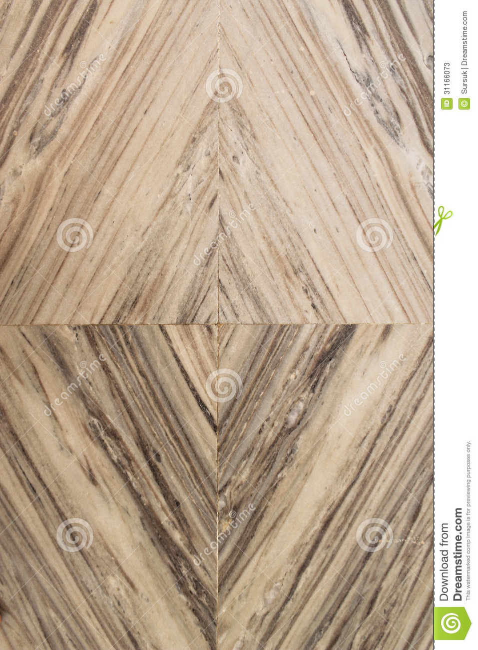 Abstract Design On Marble Floor Stock Photos - Image: 31166073