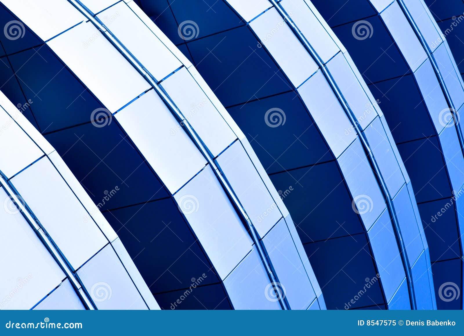 Abstract Diagonal Crop Of Skyscraper Stock Image - Image ...
