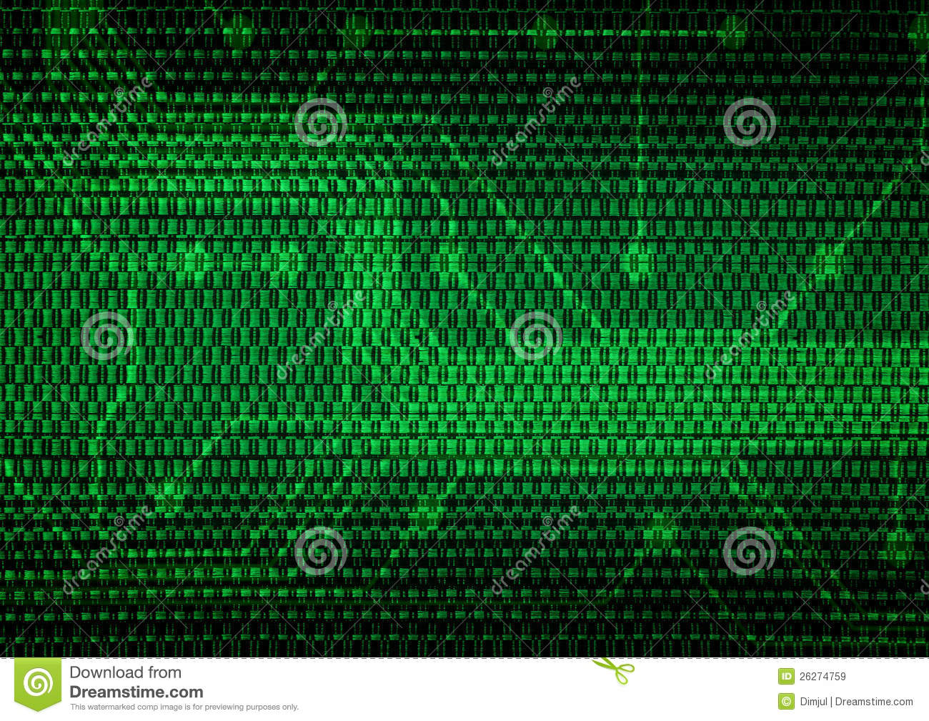 Abstract Digital Background Stock Image Image Of