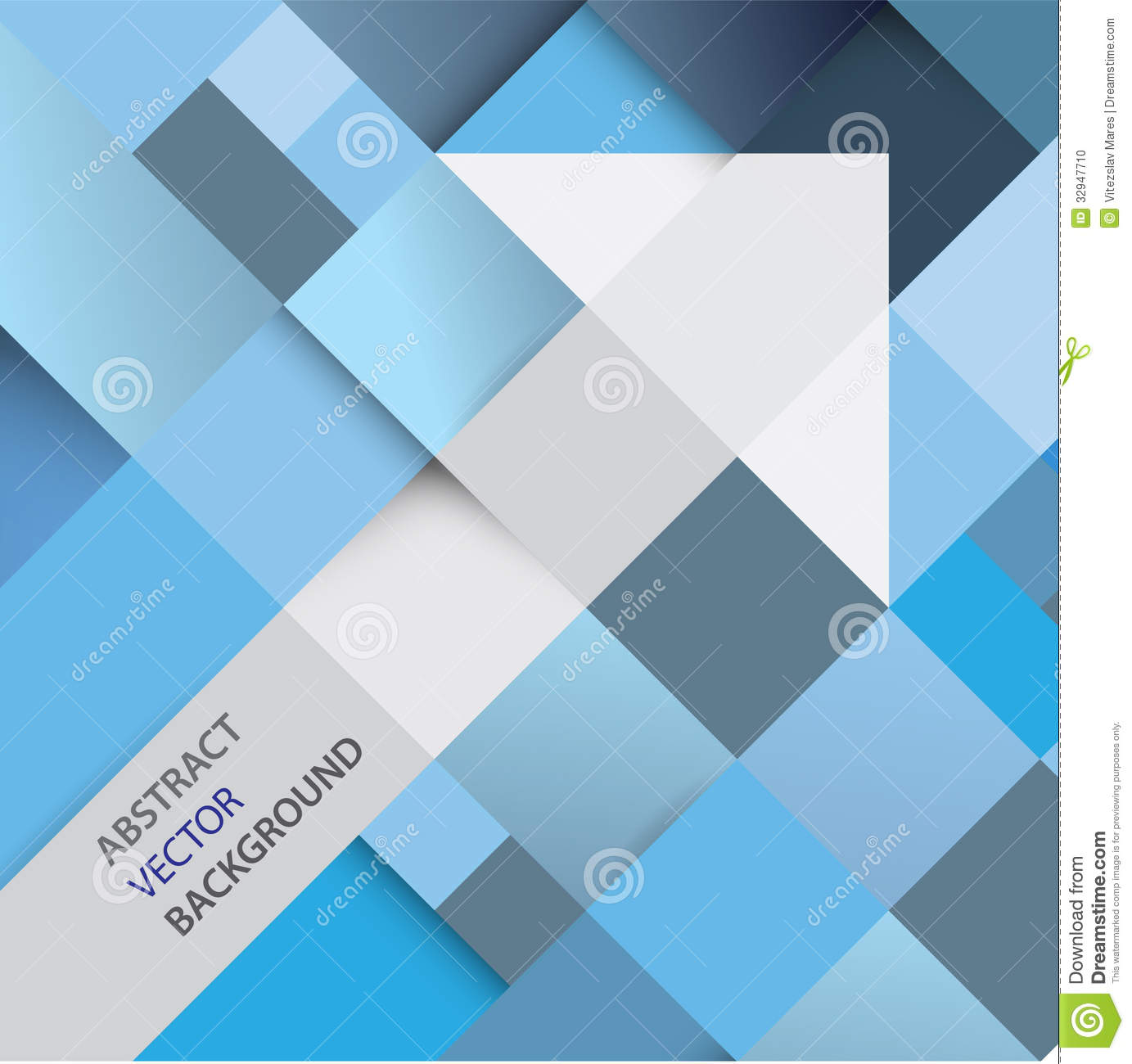 Abstract Distortion From Arrow Shape Stock Photo Image