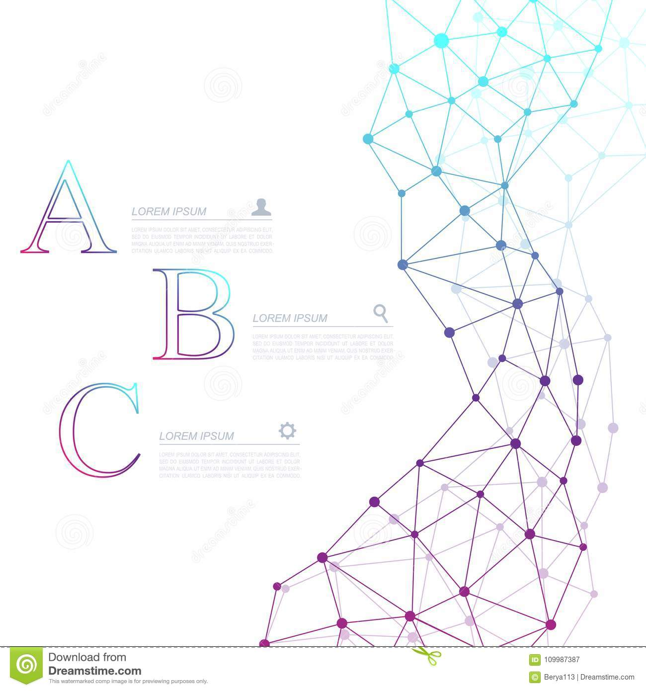 Abstract dna molecule vector business infographic medical chemistry abstract dna molecule vector business infographic medical chemistry infographic design scientific business template ccuart Images