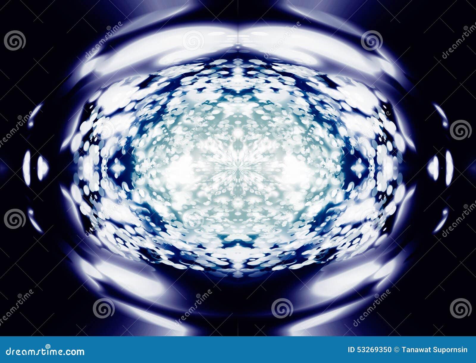 Abstract Earth White Bokeh Wallpaper Stock Photo Image Of