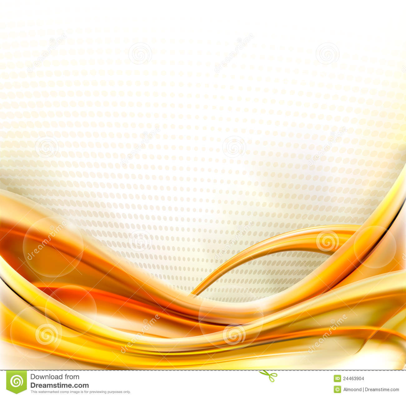 Abstract Elegant Gold Background Vector Stock Vector