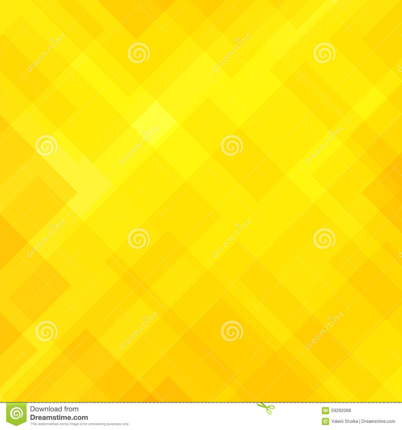 abstract elegant yellow background stock vector