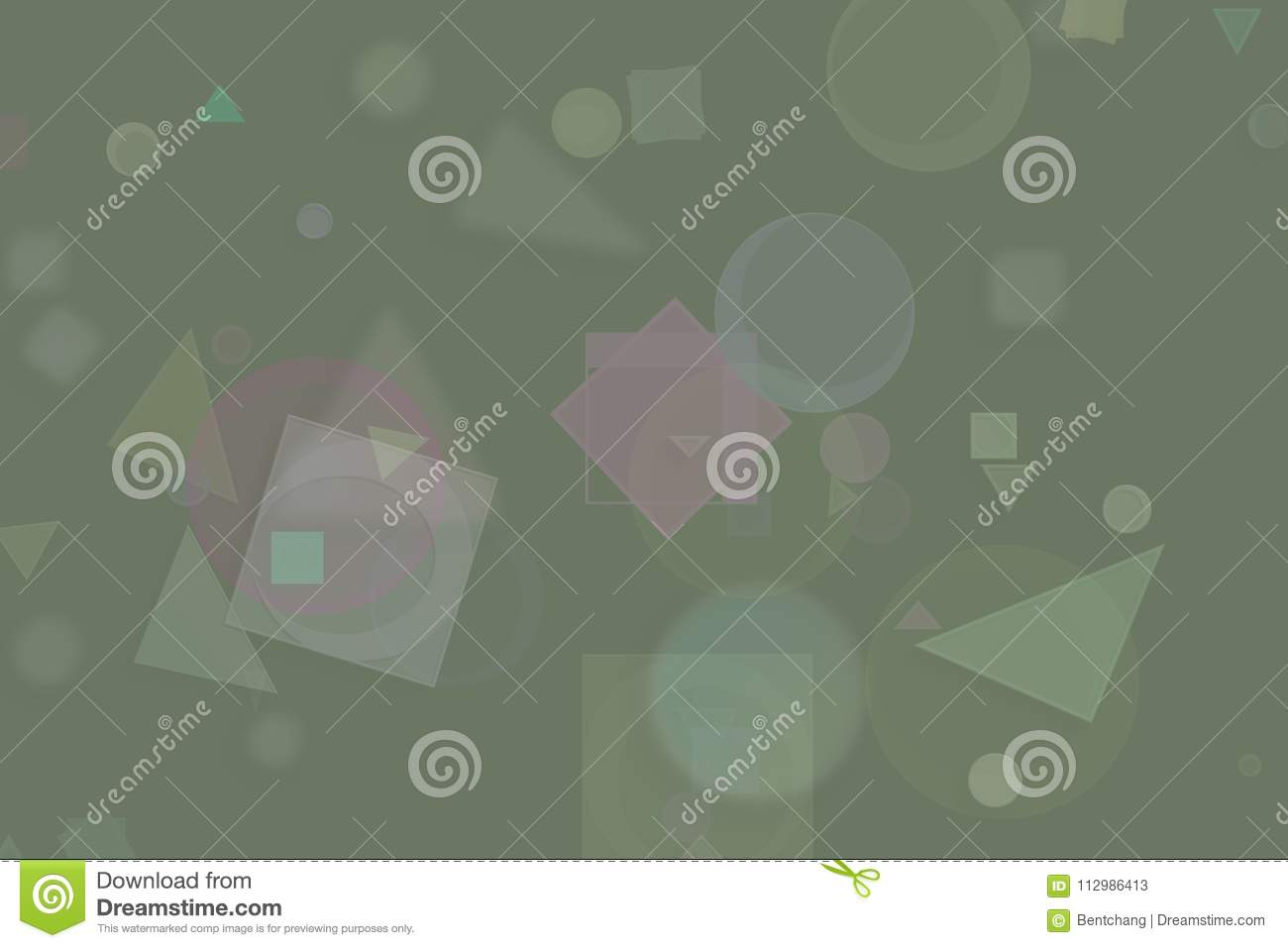 Abstract background with shape. Pattern, modern, old, design & rectangle.