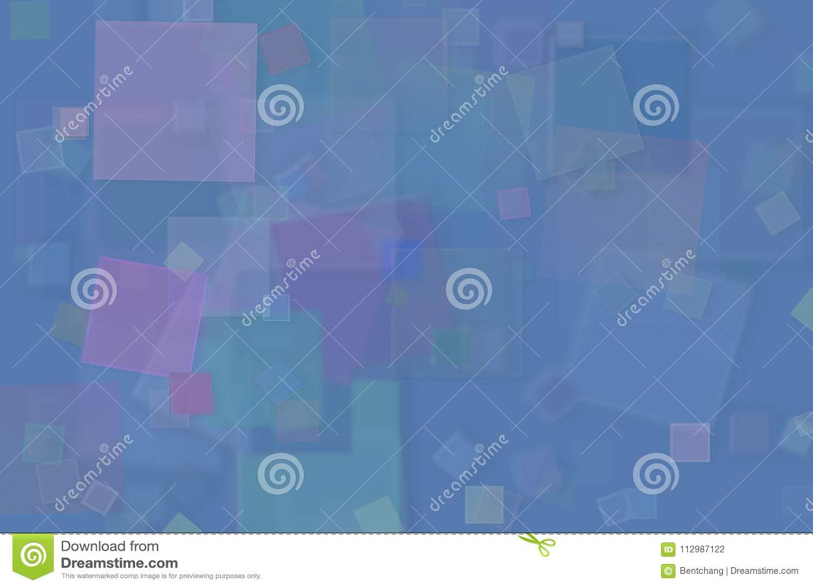 Abstract shape generative design art background. Pattern, emboss, wallpaper, rectangle & style.