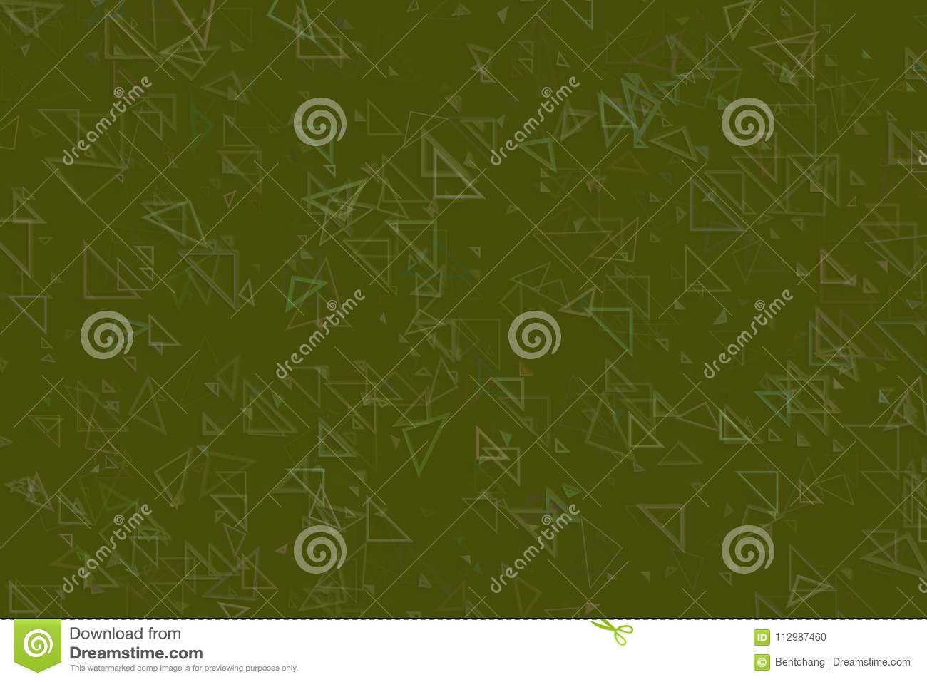 Abstract background with shape. Pattern, creative, triangle, wallpaper & fashion.
