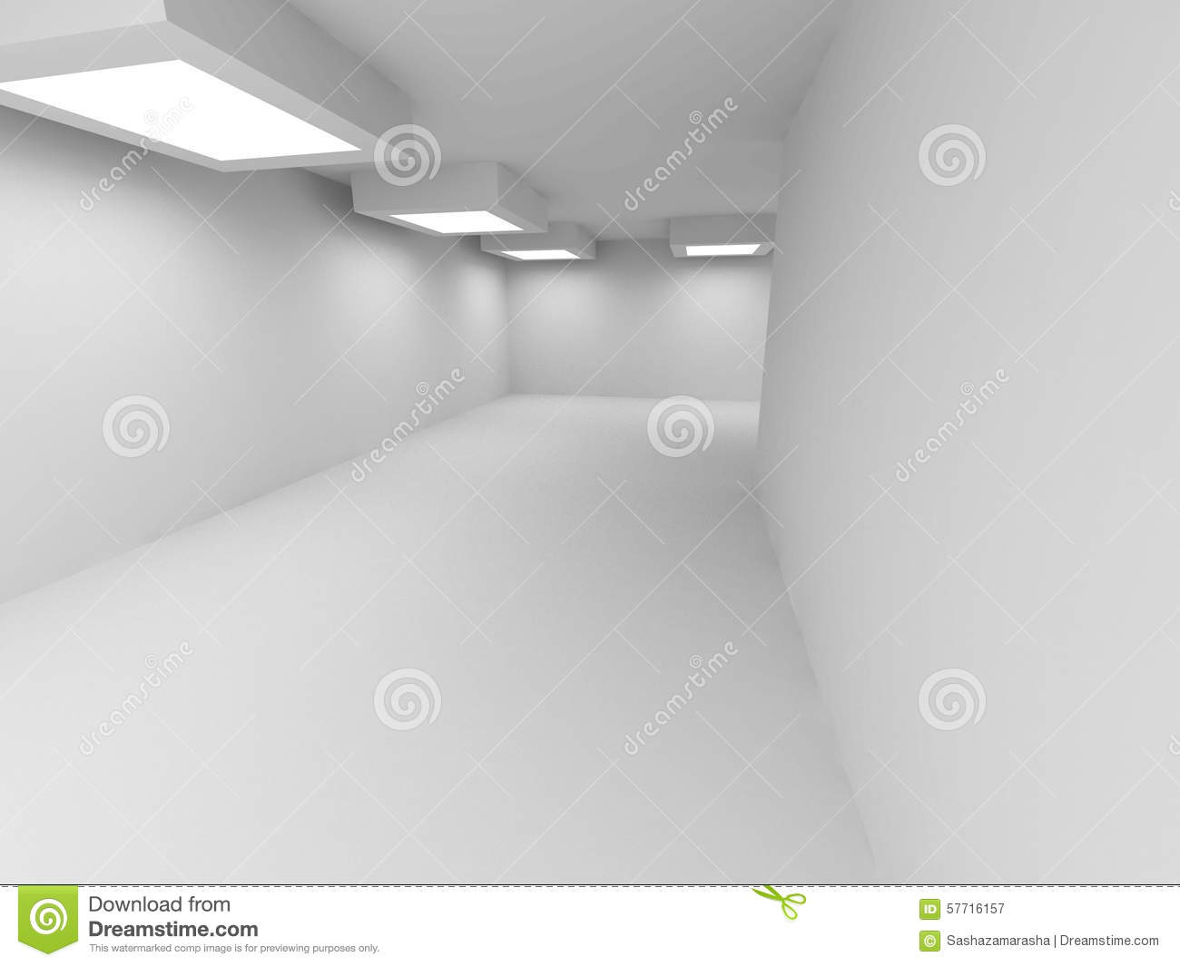 Architecture Design Background abstract empty corridor architecture design background. stock