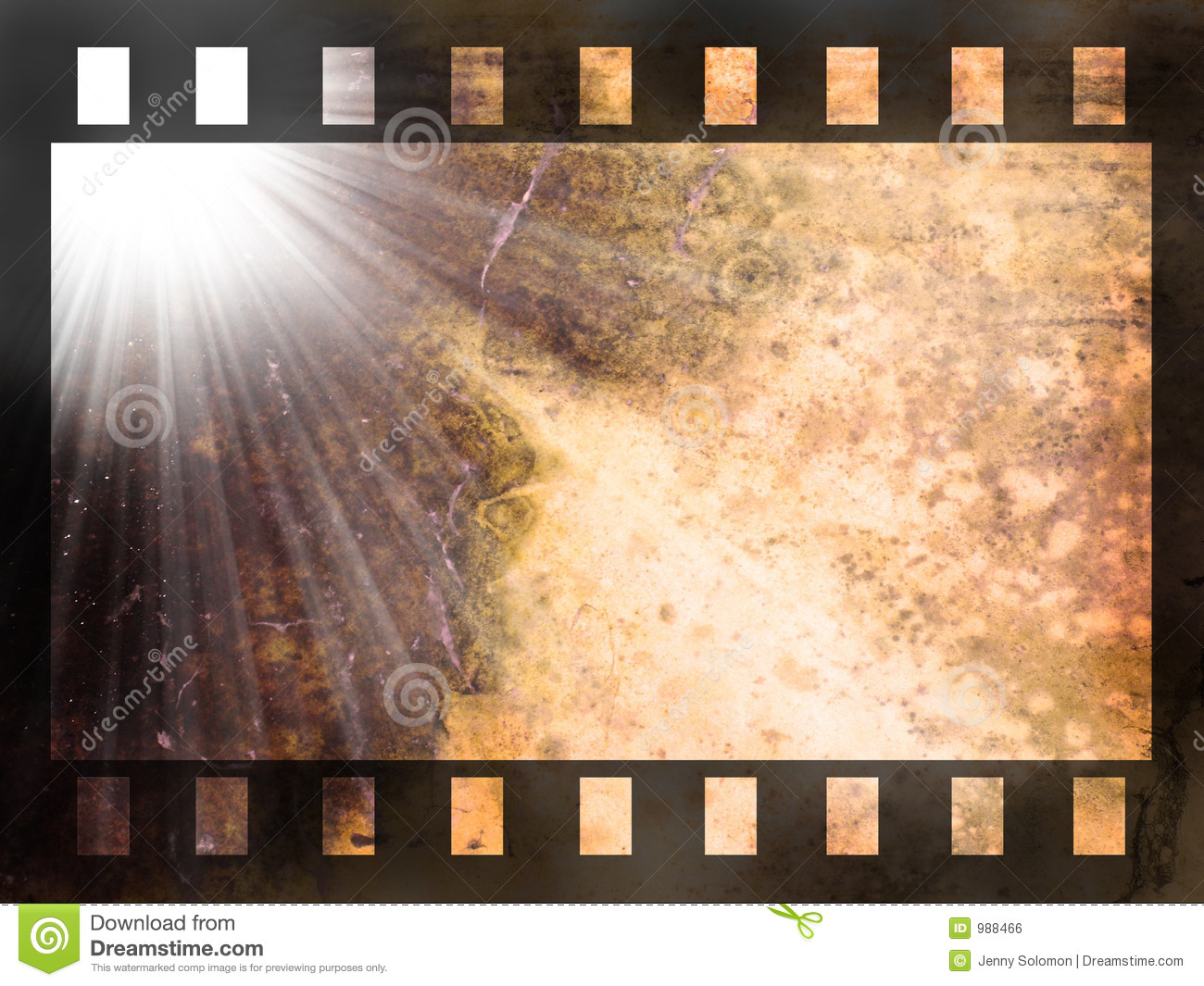 abstract film strip background royalty free stock image