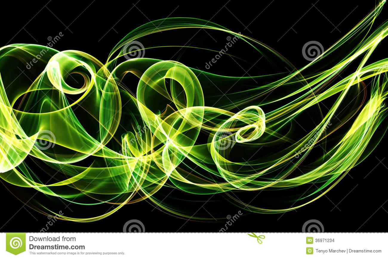 Abstract Flame Background Stock Illustration Image Of
