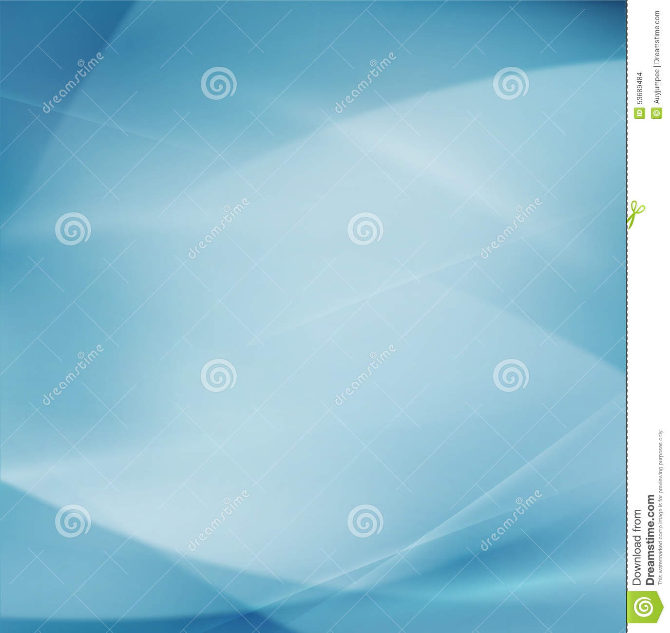 Abstract flow smooth curve and clean background for science or technology concept, Vector & illustration