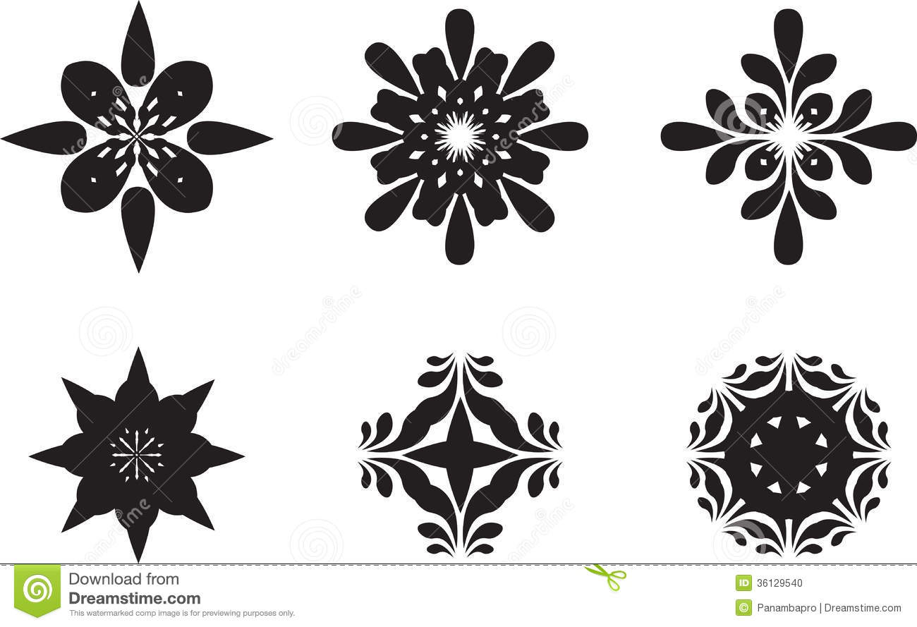 Symbols For The Flower