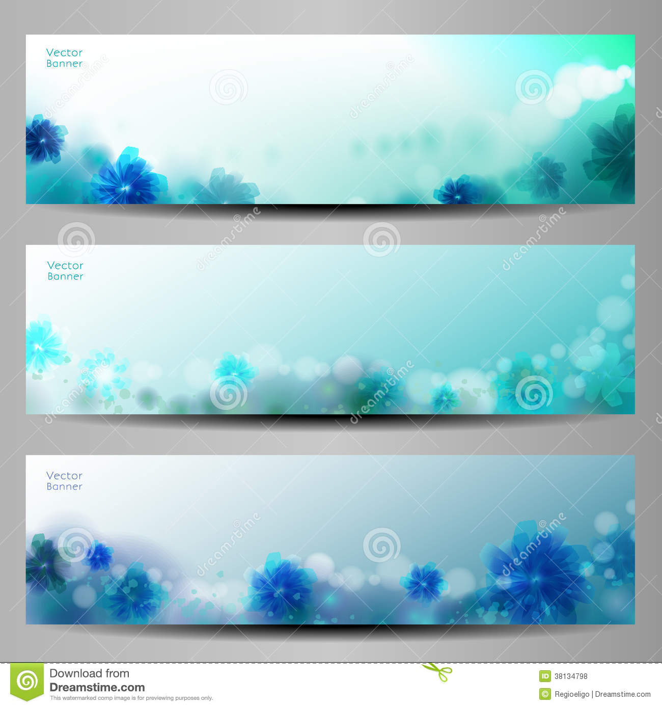 abstract flower vector background brochure template banner royalty free stock photos. Black Bedroom Furniture Sets. Home Design Ideas