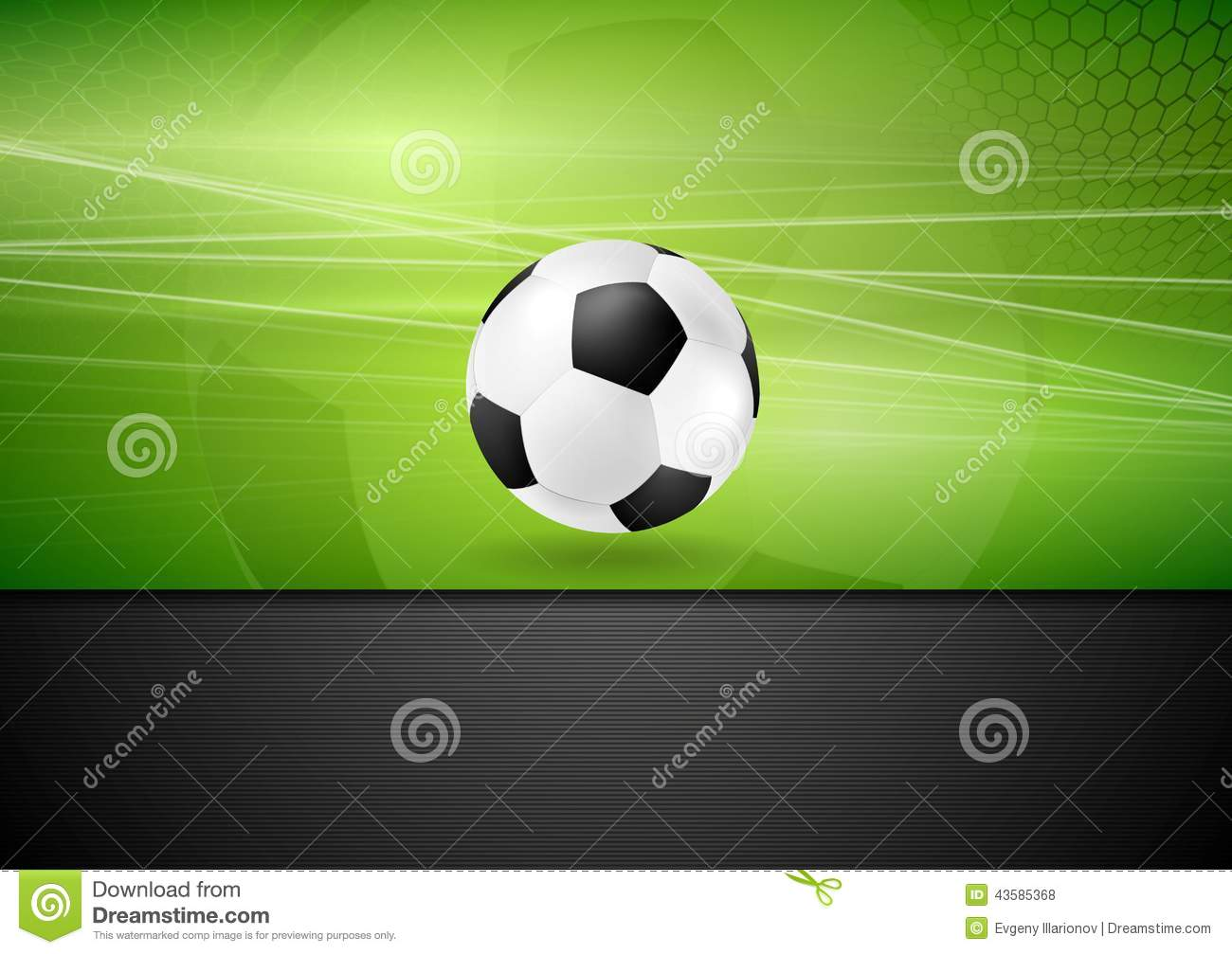 Soccer business card background template stock vector image abstract football background with soccer ball royalty free stock photos magicingreecefo Gallery