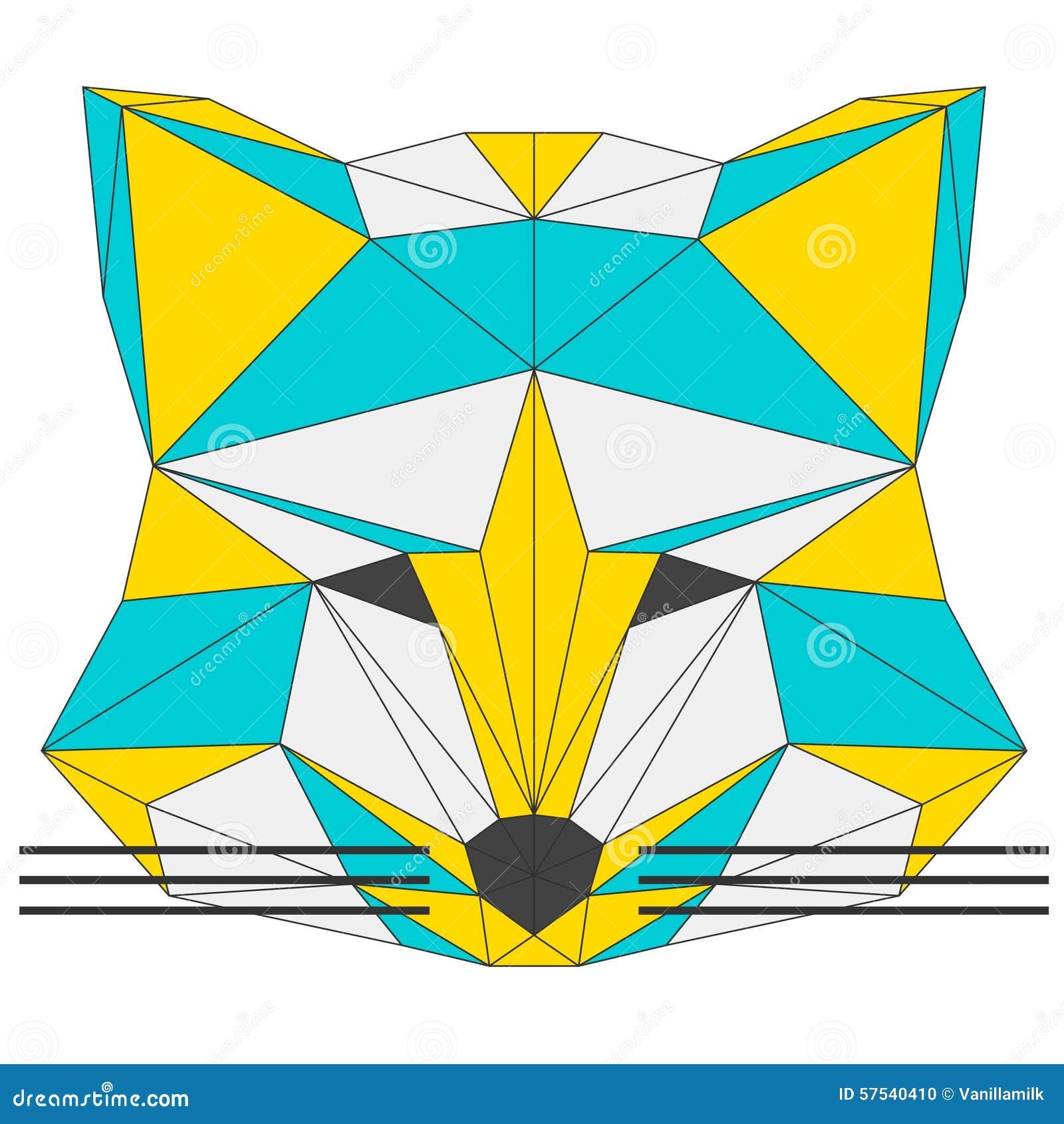 geometric yellow background illustration - photo #18