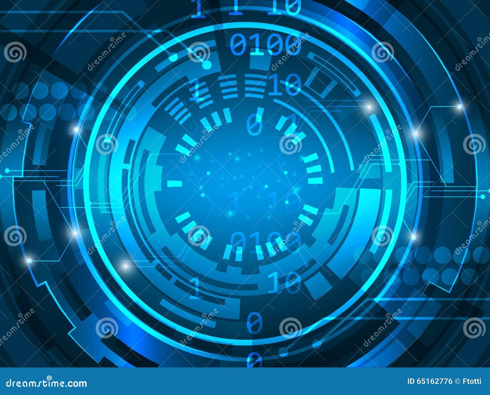 Photo Collection Futuristic Technology Circuit