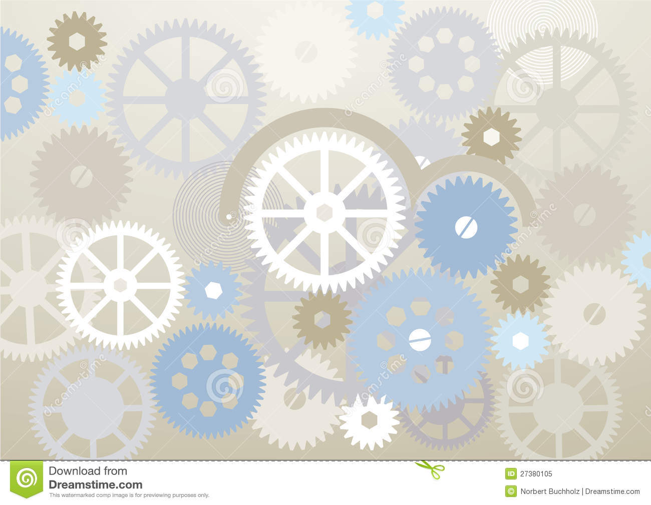 Abstract Gear Cogs Background Royalty Free Stock Photo ...