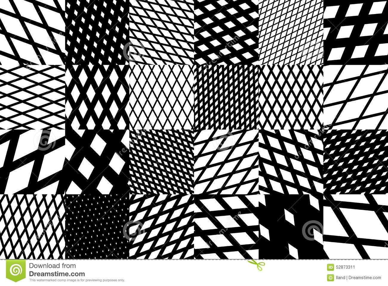 Vector Striped Background. Diagonal Lines Pattern. Vector ...