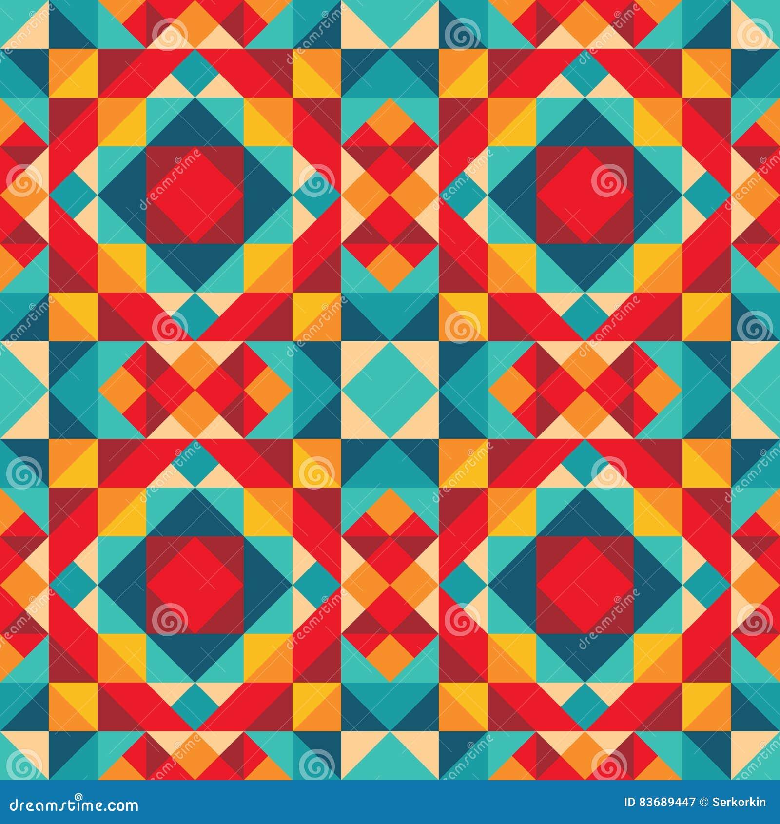 geometric yellow background illustration - photo #21
