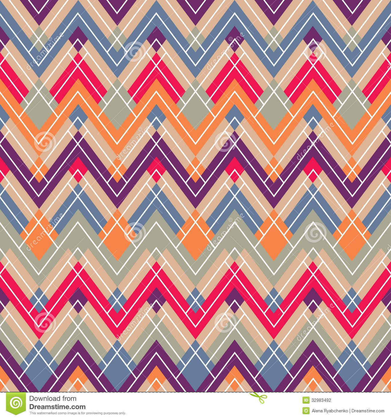 abstract geometric colorful background - photo #37