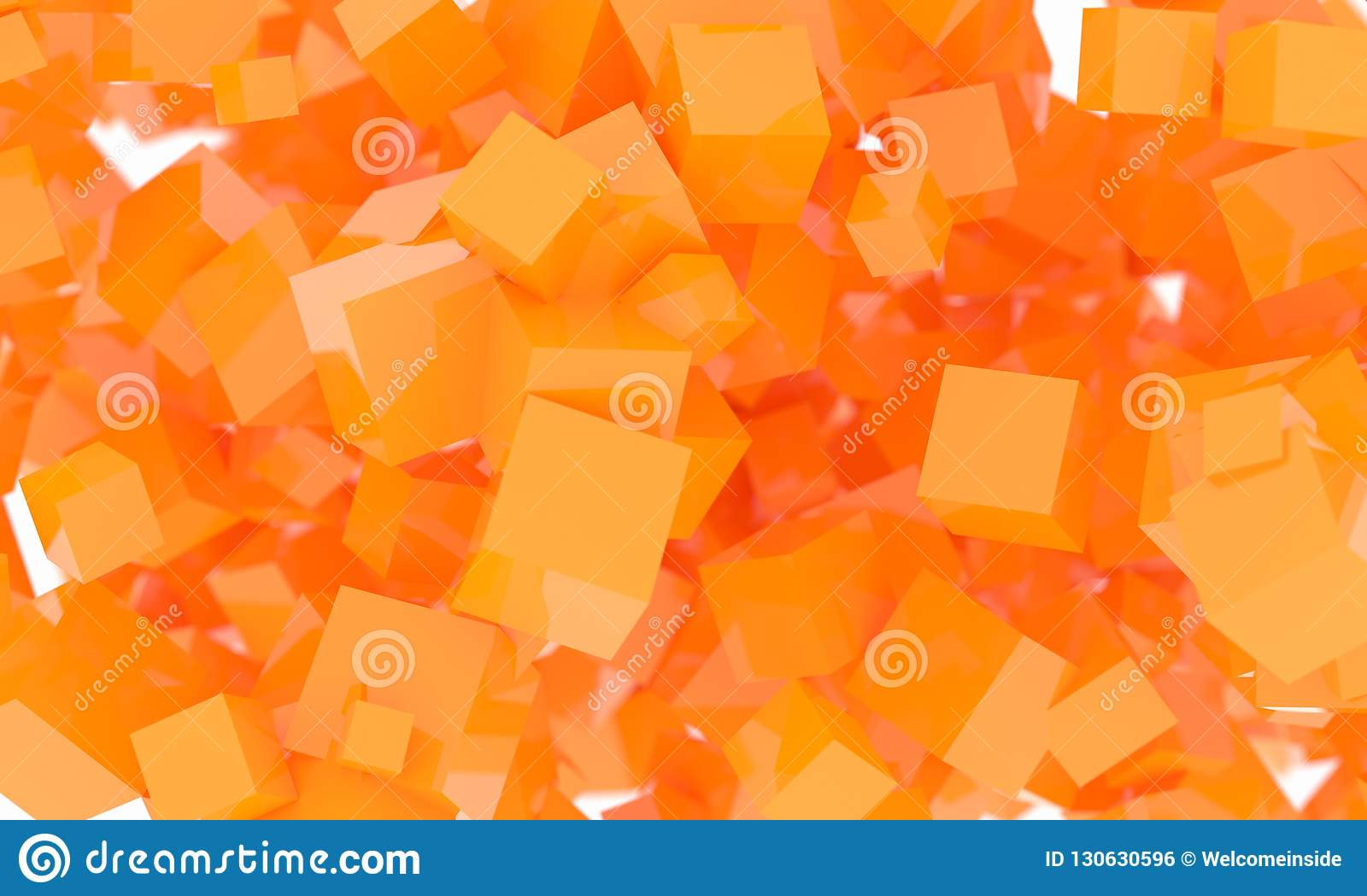 abstract geometric orange cubic background abstract geometric orange cubic background wallpaper web design 130630596