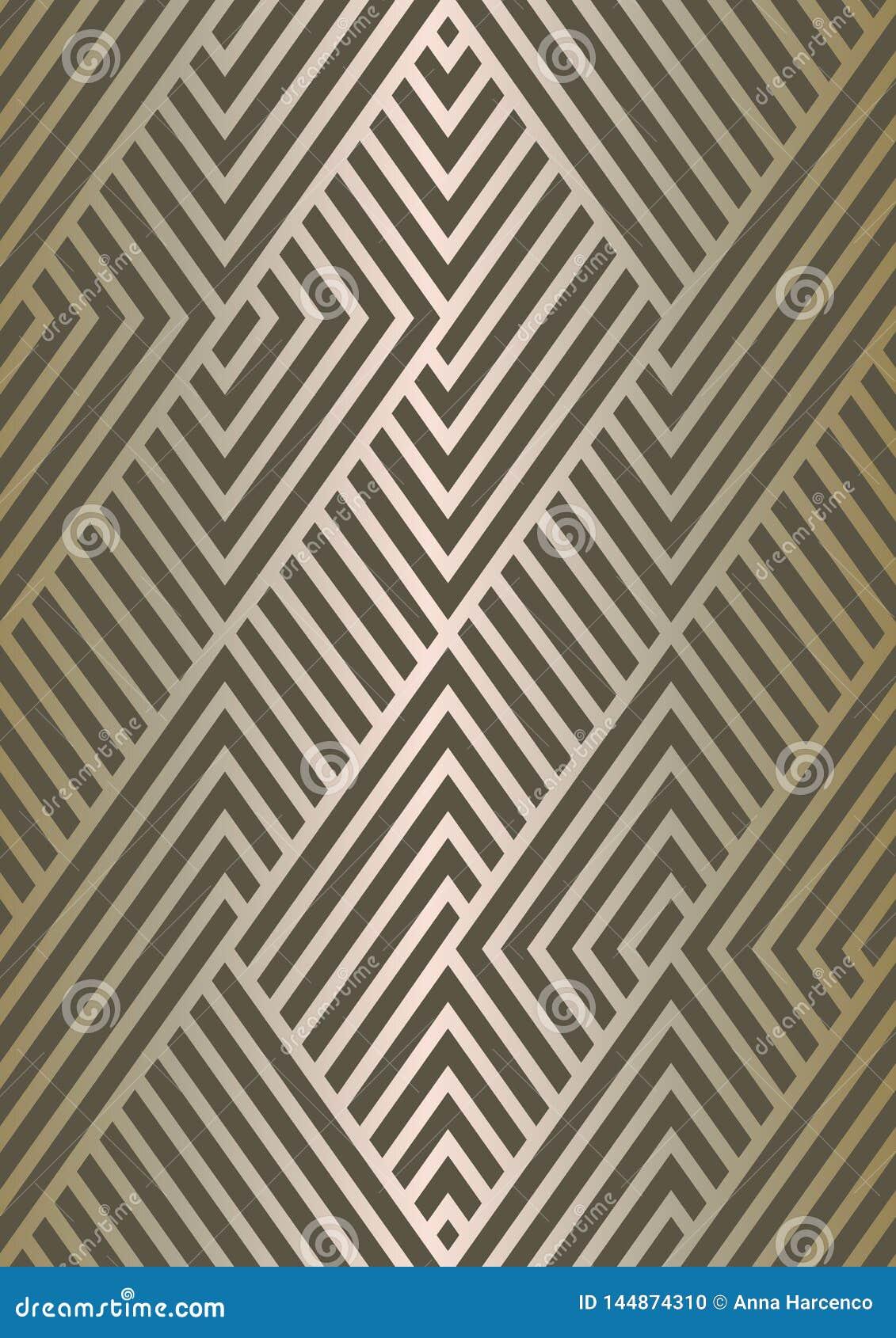 Seamless grid lines. Simple minimalistic pattern.