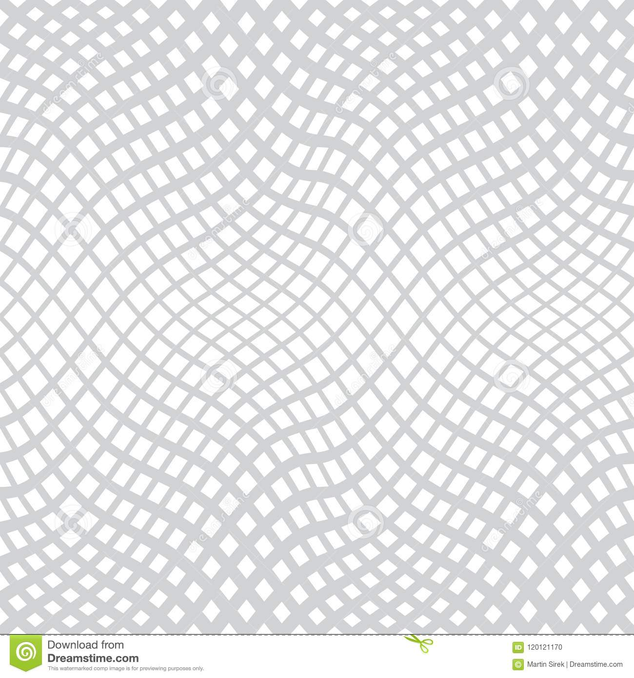 Abstract geometric trippy subtle background pattern
