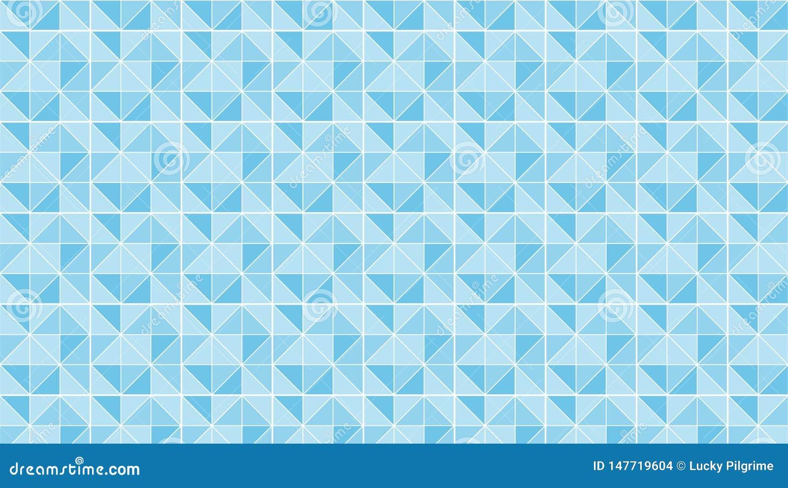 Abstract Geometrisch patroon