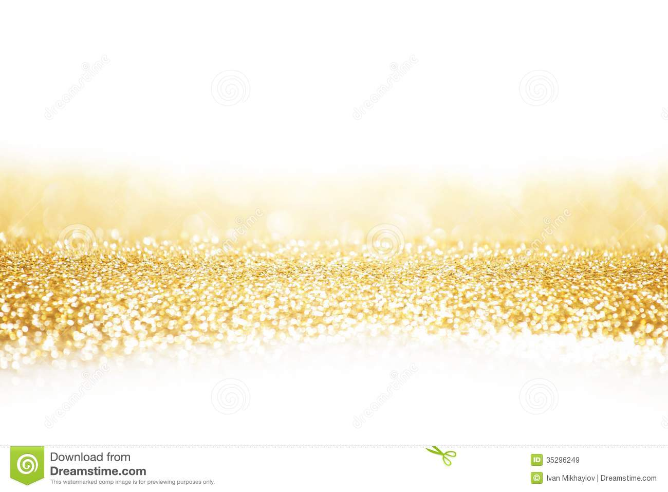 Abstract Gold Background Stock Image Image Of Light 35296249