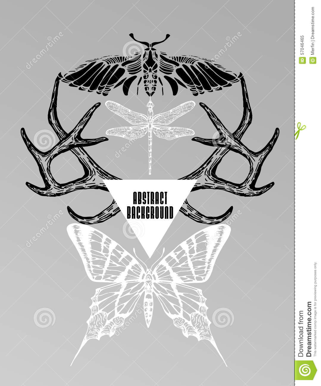 Abstract gothic stock vector image 57046465 for Gothic design elements