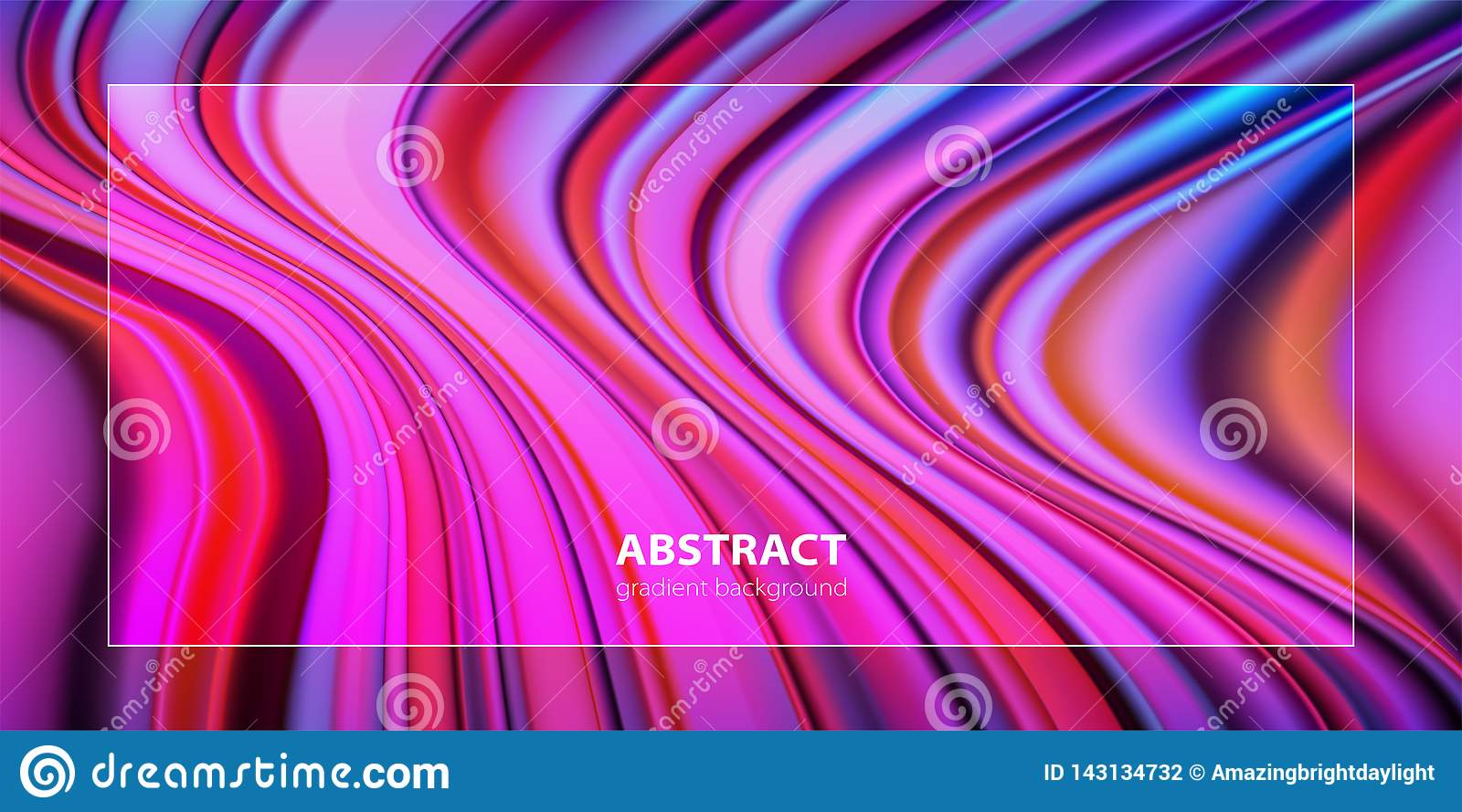 Abstract gradient color background design. Futuristic design posters