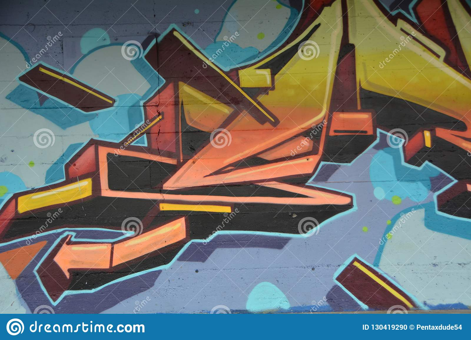 Abstract Art Portland