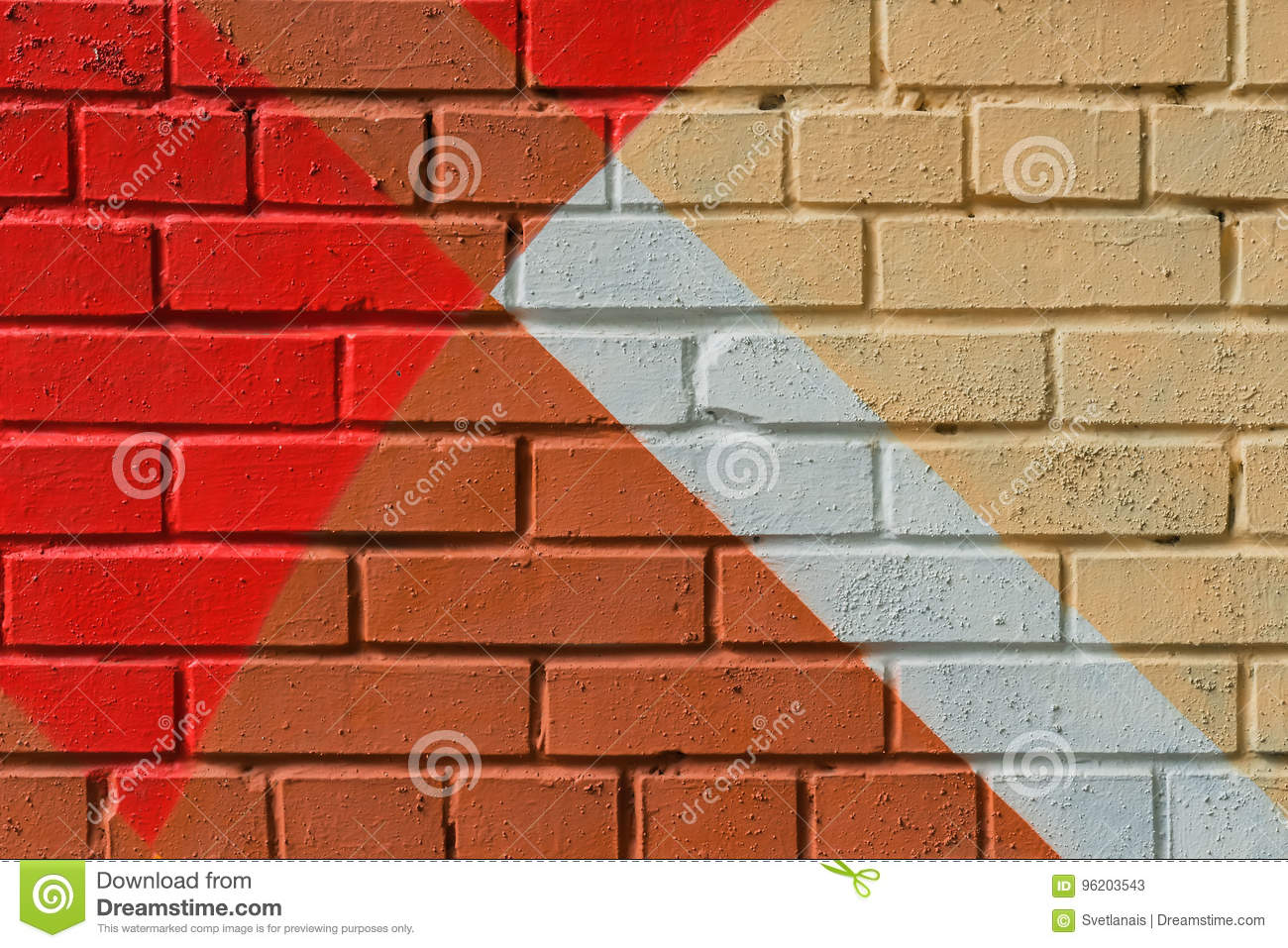 Abstract graffiti on the wall, very small detail. Street art close-up, stylish pattern. Can be useful for backgrounds