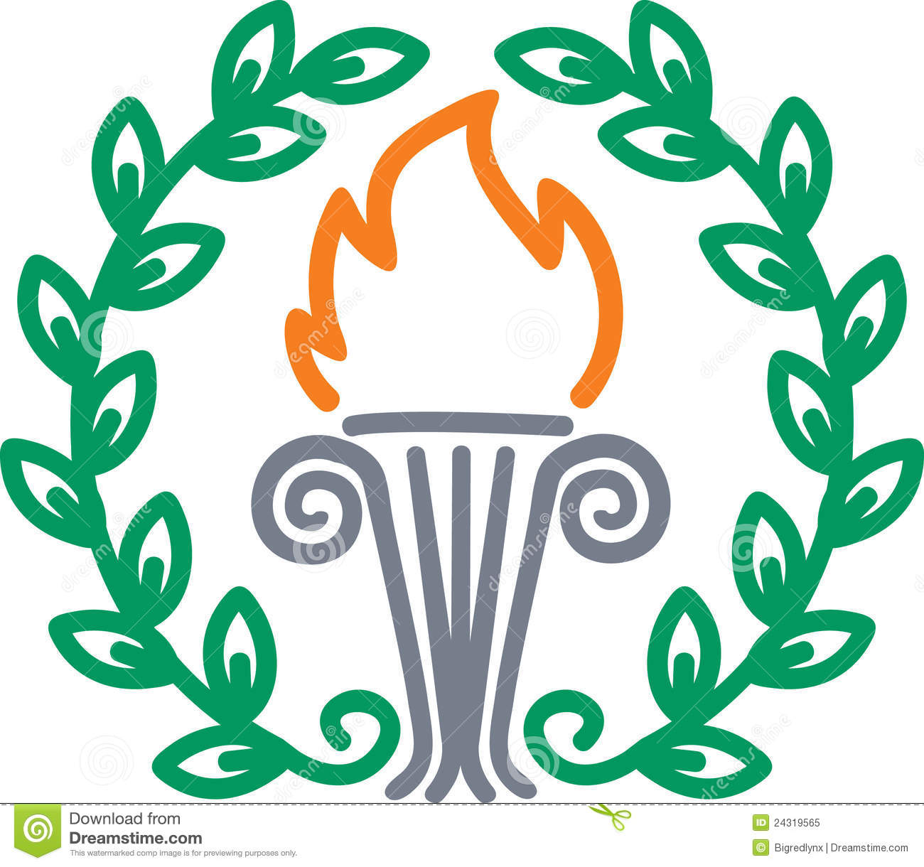 Demeter greek symbol choice image symbols and meanings demeter symbol torch abstract greek torch stock vector image of leaves icon biocorpaavc buycottarizona Image collections