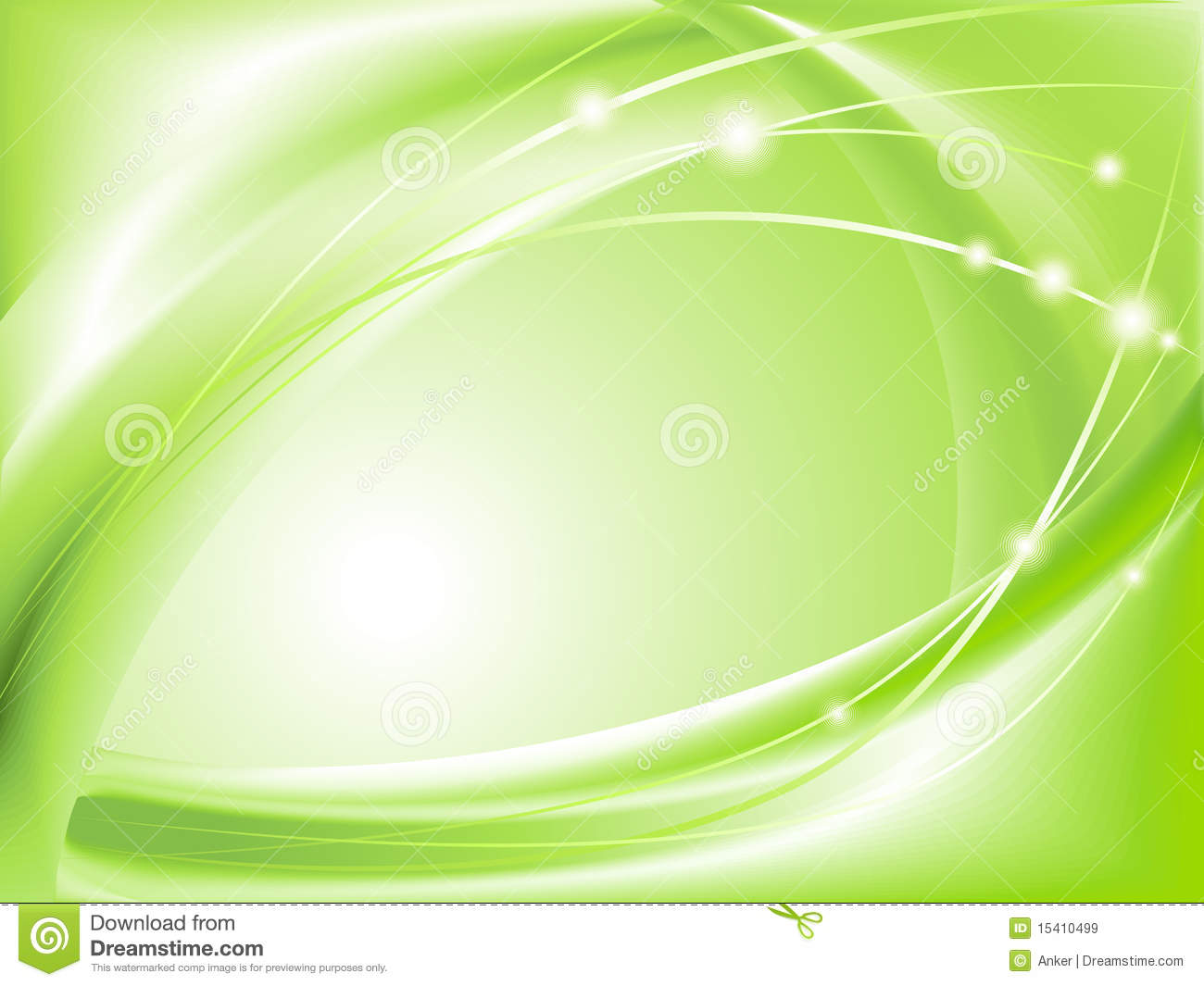 Abstract green background stock vector Image of illustration
