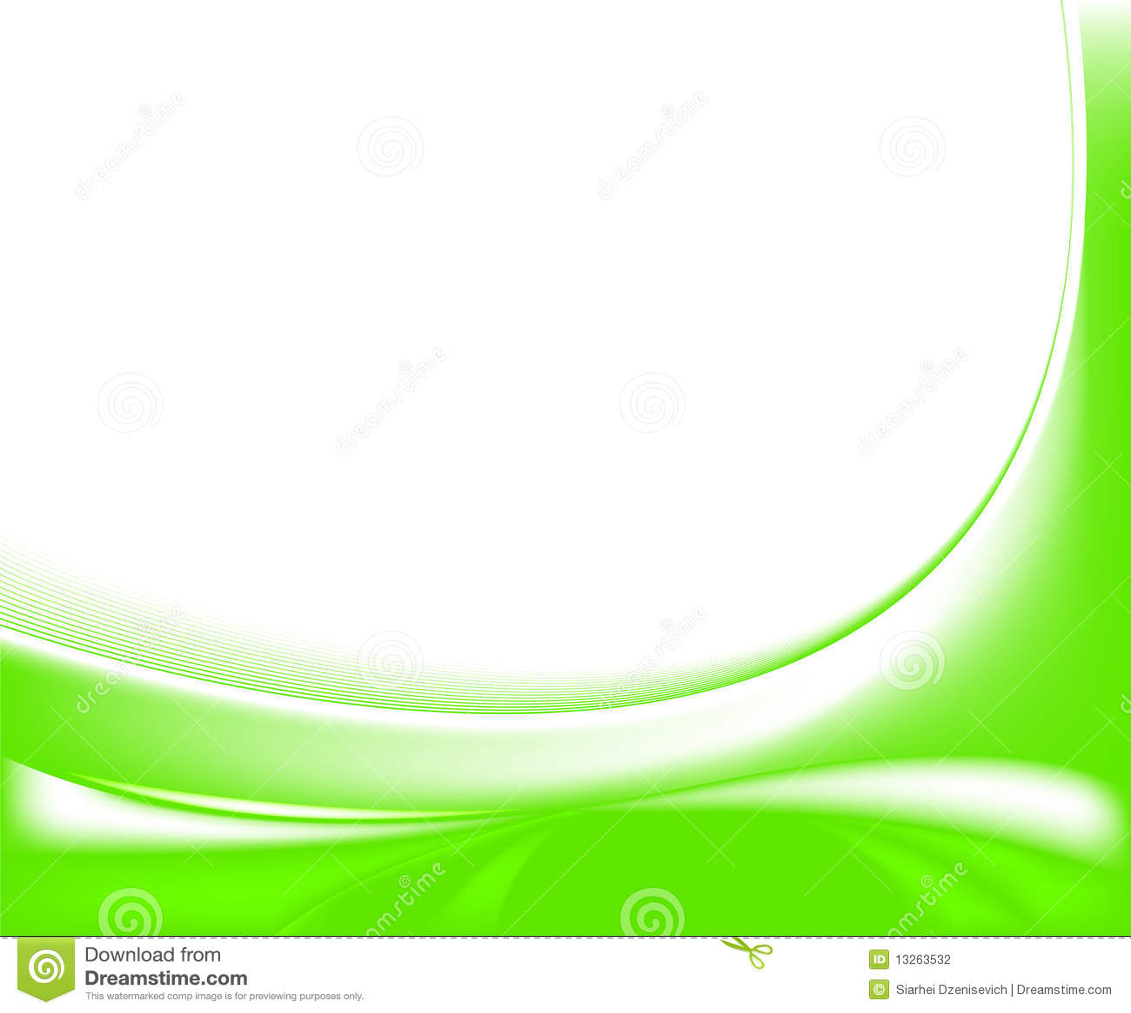 Balloons Clipart Abstract Green E...