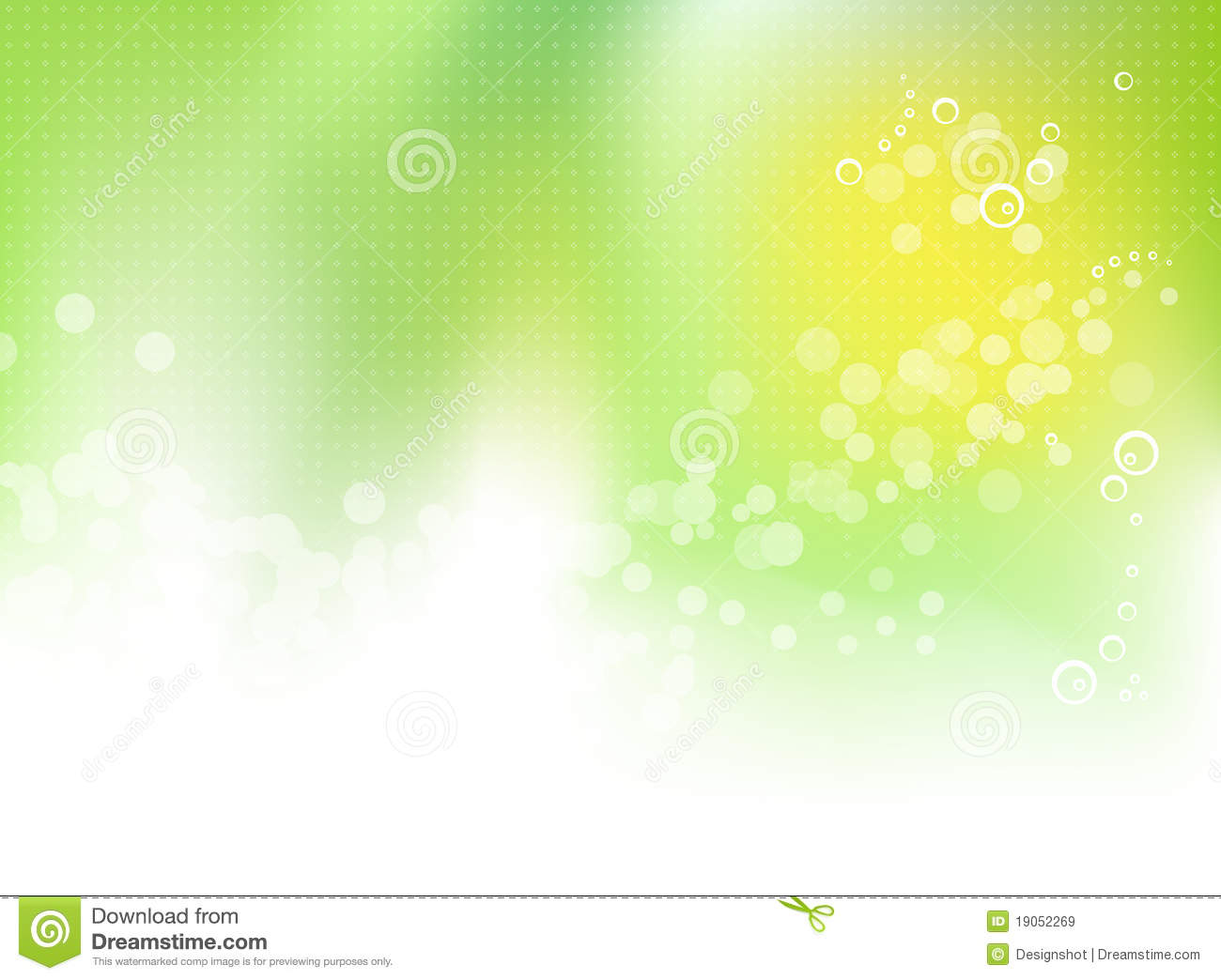 green spring background - photo #30