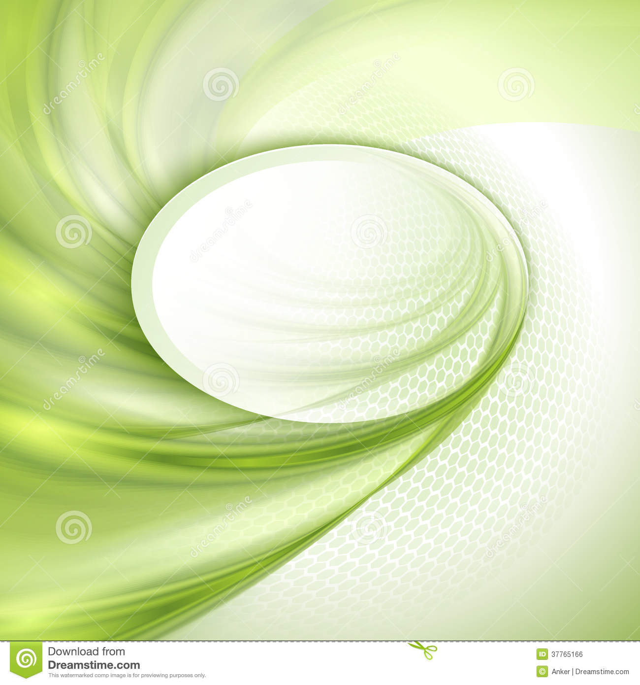 Abstract Green Swirl Background Stock Vector - Image: 37765166 Green And White Swirl Backgrounds