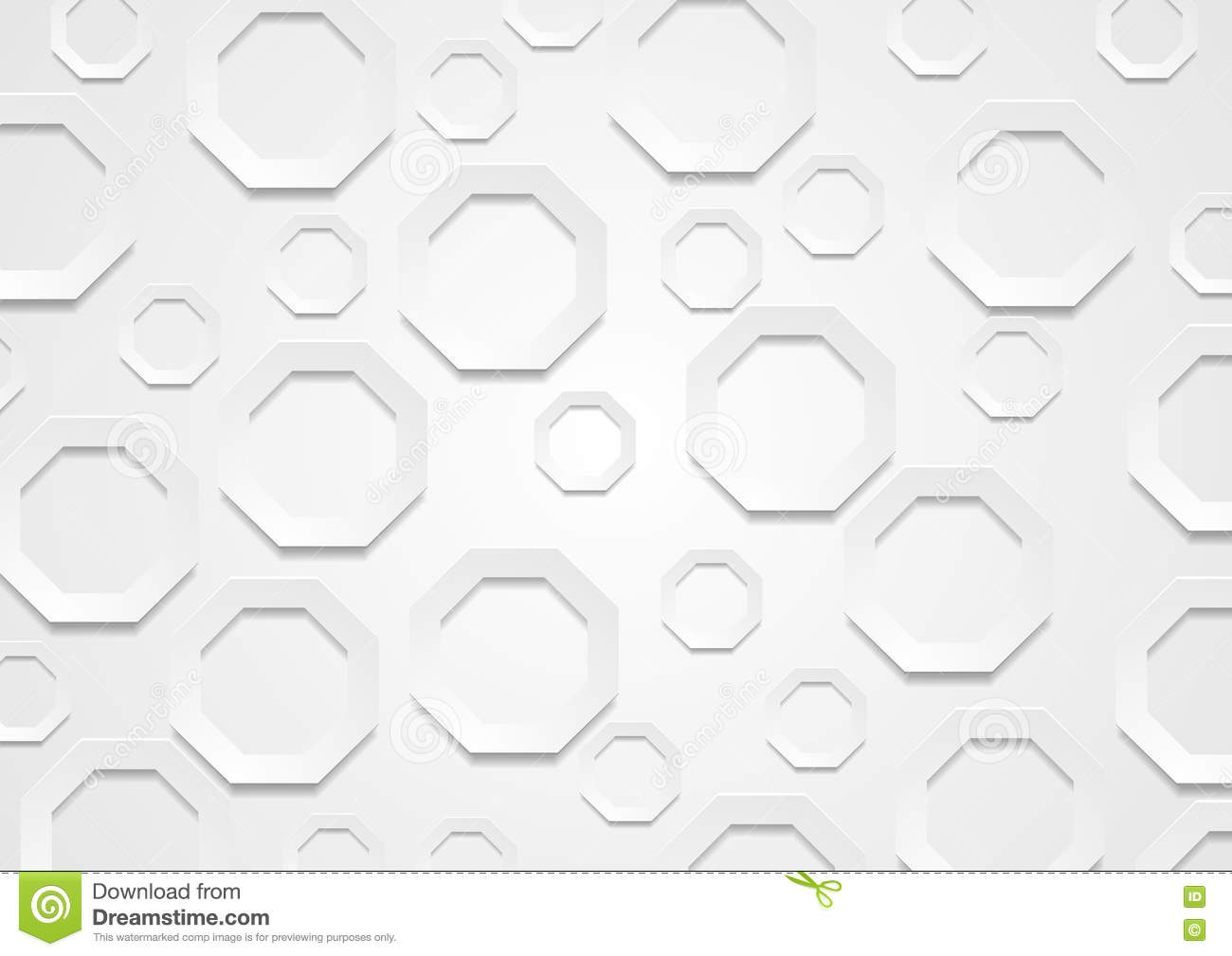 abstract geometric octagon shape - photo #35